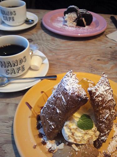 HANDS CAFE