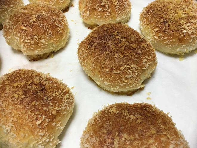 焼いたカレーパン